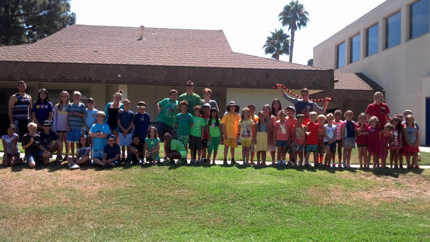 Westwood Day  Camps