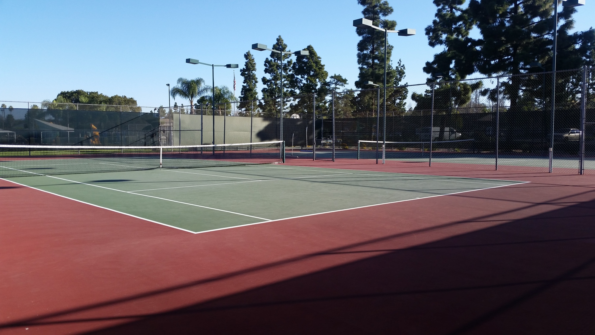 RAY SMITH'S Tennis Camp